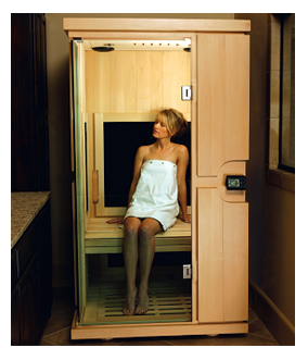 Infrared Sauna Therapy A Touch Of Healing Clinic